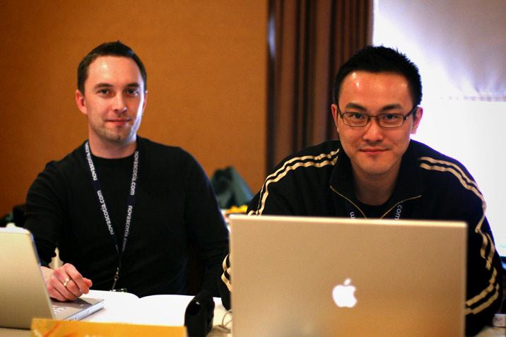 GDC AGM 2009