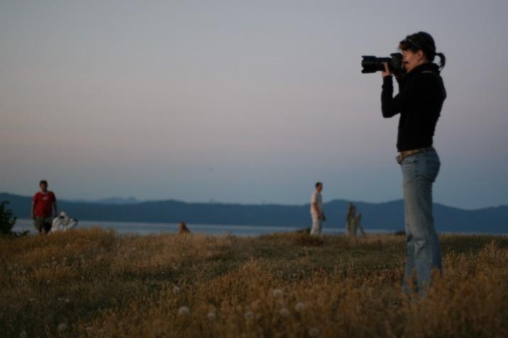 Hornby Island trip