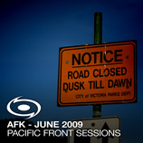 Davin Greenwell aka AFK - Pacific Front Sessions: June 2009