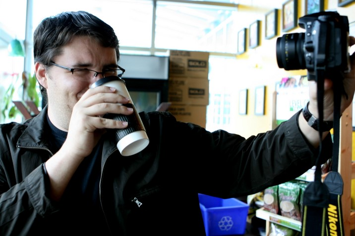 photogroffee november 2007