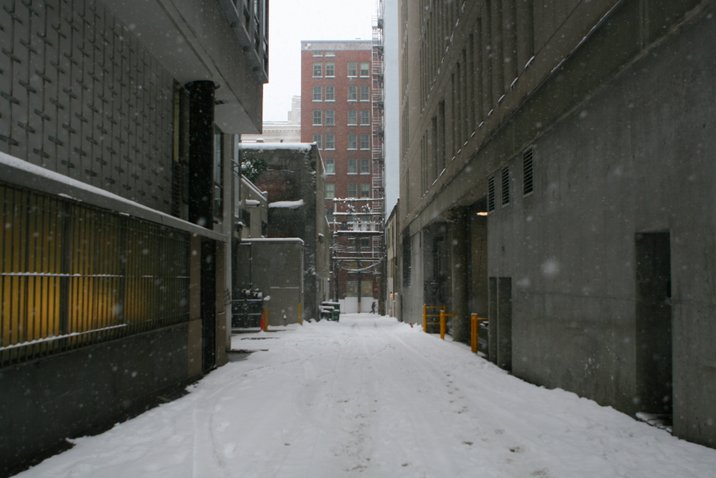 victoria and vancouver snow
