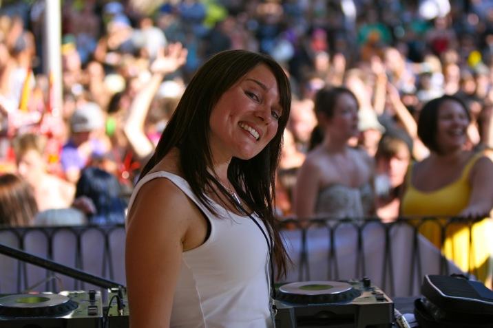 Victoria Electronic Music Festival 2009